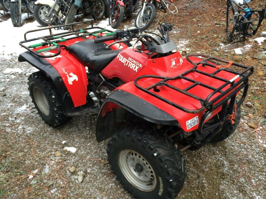 1994 honda fourtrax 300 wiring diagram honda 300 fourtrax